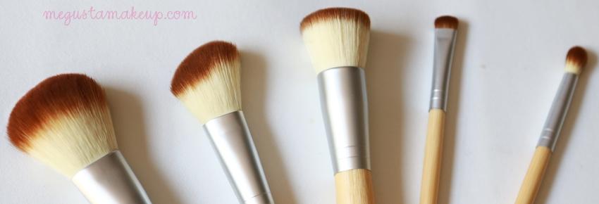 pinceis bellalena 4 - Resenha: Bellalena Linha Eco - Pincéis Sustentáveis
