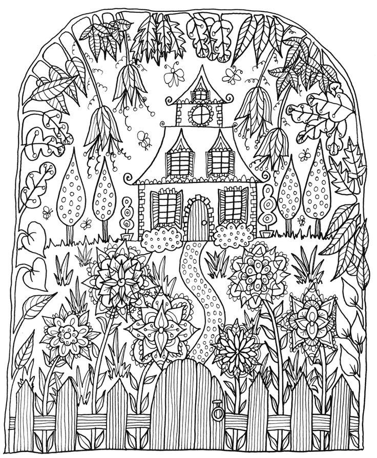 15 Ilustrações para Imprimir e Colorir Já  (13)
