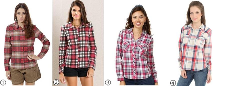 onde encontrar camisa xadrez - Camisa Xadrez para Look de Festa Junina Fashion