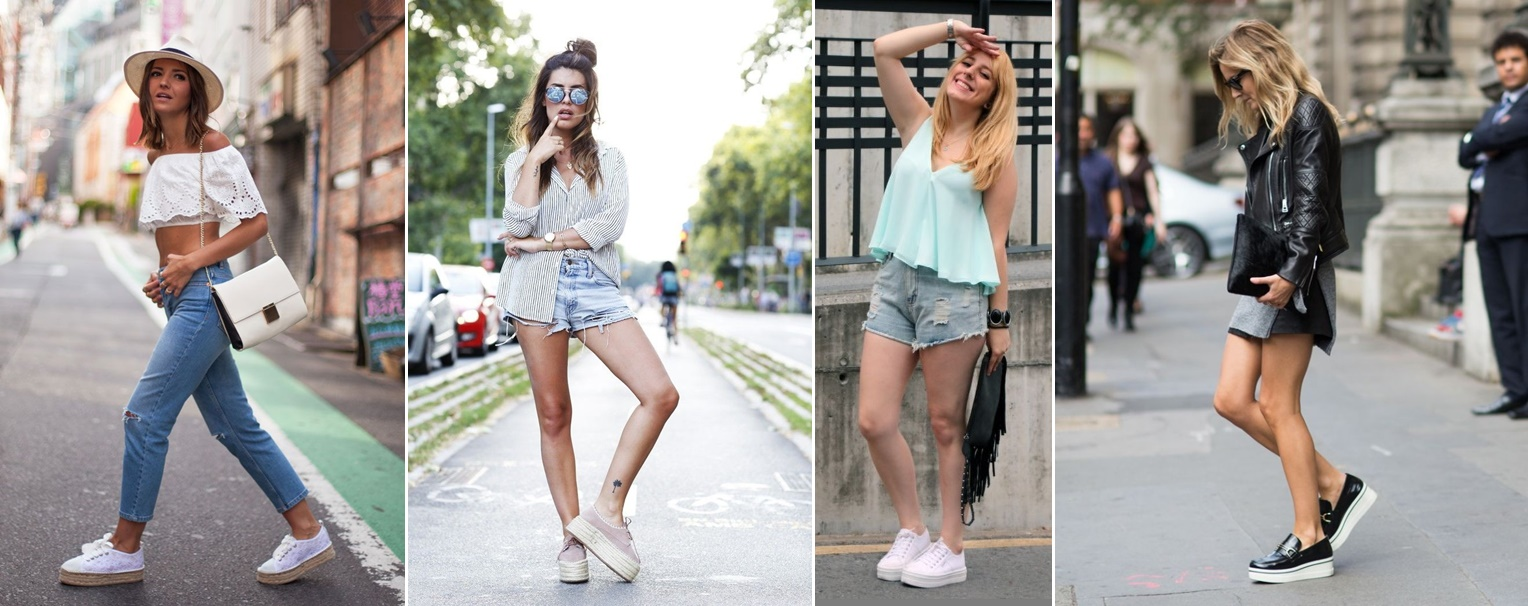 04 - Trendy: Flatforms