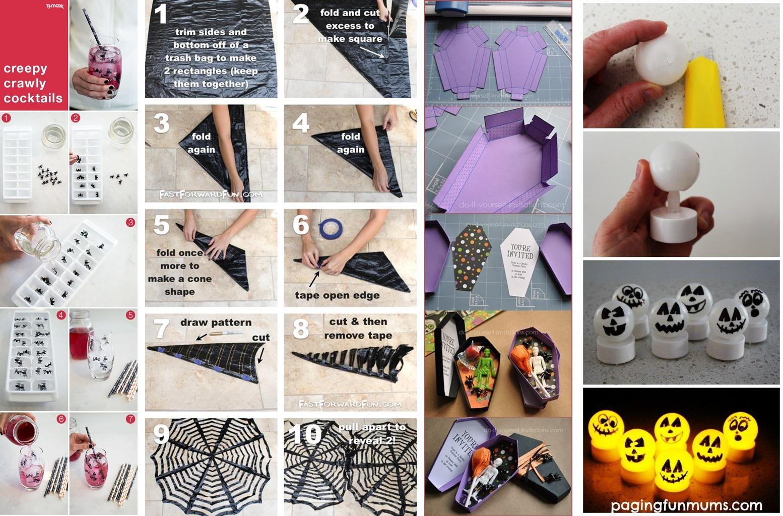 19 Ideias Simples para Decorar a sua Festa de Halloween 05 2 - 19 Ideias Simples para Decorar a sua Festa de Halloween