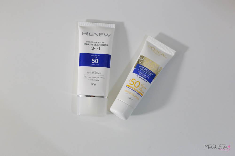 Protetor solar com textura sérum 1 - Protetor Solar com Textura Sérum