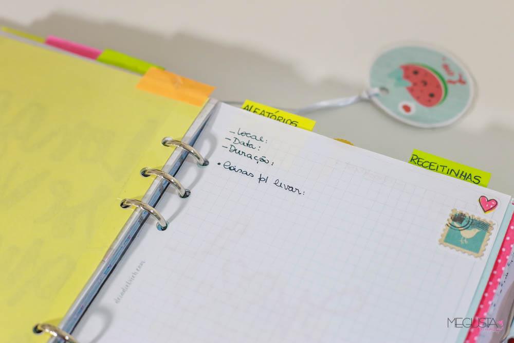 tudo sobre meu planner 7 - Tudo Sobre Meu Planner