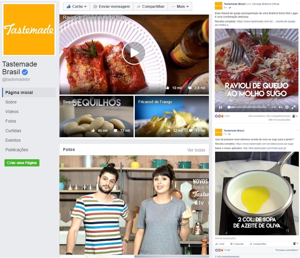 Fanpages para quem ama cozinhar 3 - 4 Fanpages pra Quem Ama Cozinhar