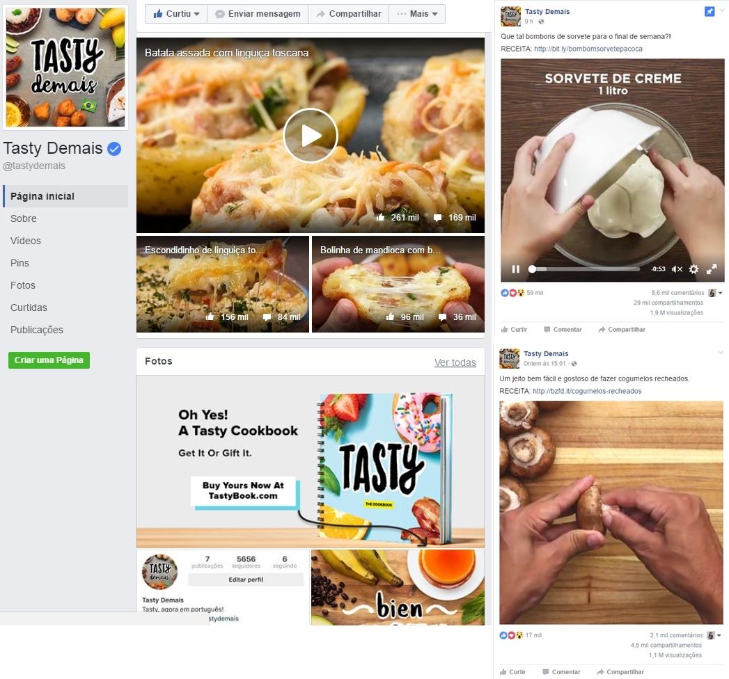 Fanpages para quem ama cozinhar 4 - 4 Fanpages pra Quem Ama Cozinhar